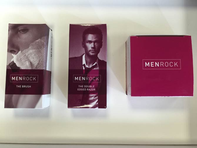 menrock double edged razor