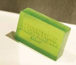 Meantime Soap