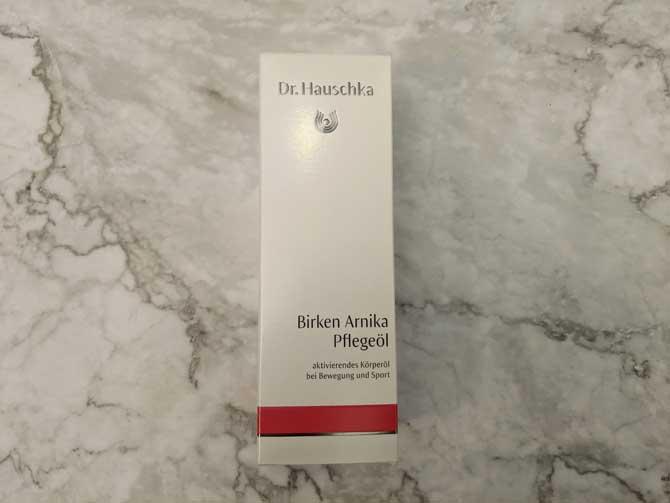 dr-hauschka body oil
