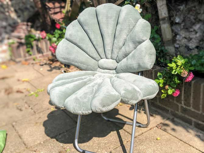 shell-cushion