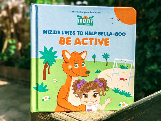 be-active-book